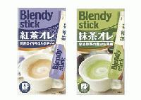 ブレンディ スティック 紅茶オレ/ 抹茶オレ