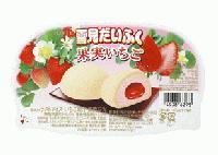 ロッテ 雪見だいふく 果実いちご