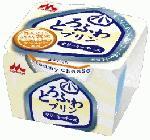 森永とろふわプリン クリーミーチーズ