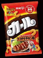 明治カール <てりやきチキン味>