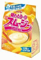 明治製菓 朝のとろ〜りスムージー